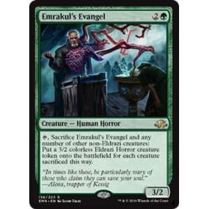 Magic The Gathering Near Mint Emrakul/'s Evangel 1x