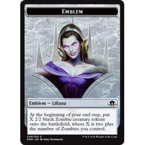 Emblem - Liliana, the Last Hope