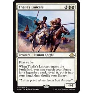 Thalia's Lancers
