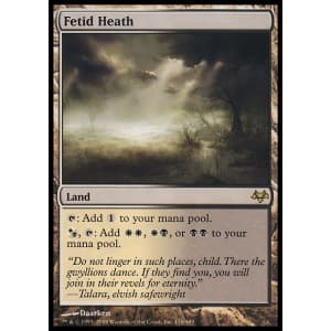 Fetid Heath