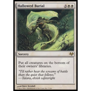 Hallowed Burial