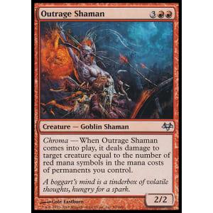Outrage Shaman