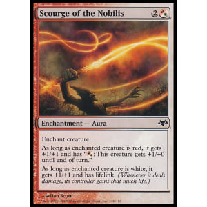 Scourge of the Nobilis