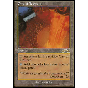 City of Traitors
