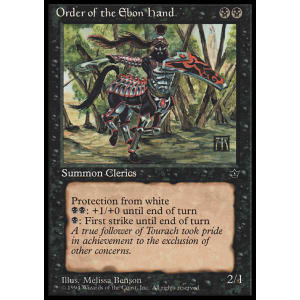 Order of the Ebon Hand