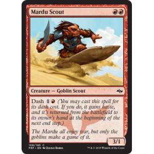 Mardu Scout