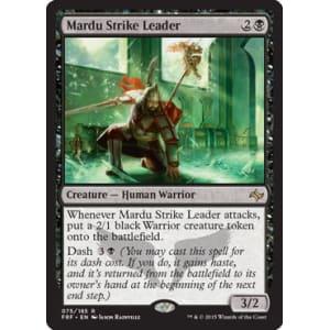 Mardu Strike Leader