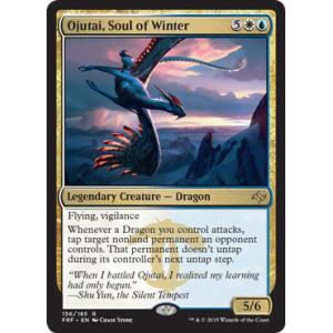 Ojutai, Soul of Winter