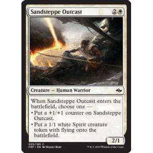 Sandsteppe Outcast