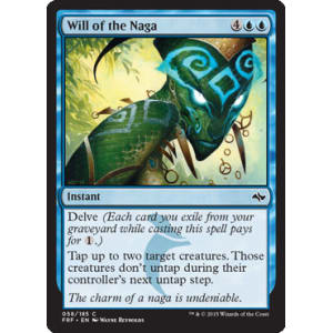 Will of the Naga