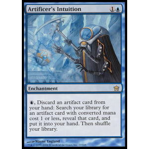 Artificer's Intuition
