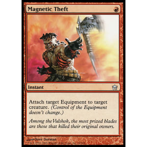 Magnetic Theft