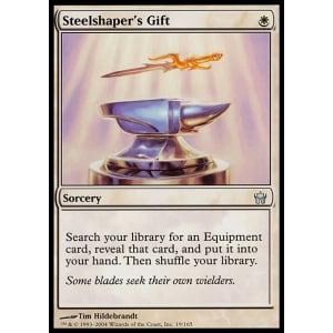 Steelshaper's Gift