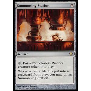 Summoning Station