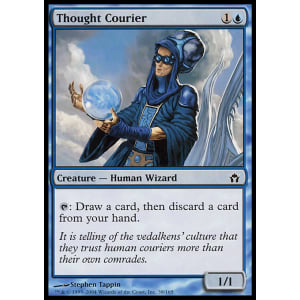 Thought Courier