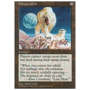 Winter Orb