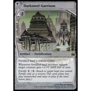 Darksteel Garrison