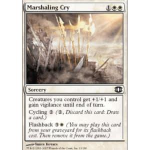 Marshaling Cry