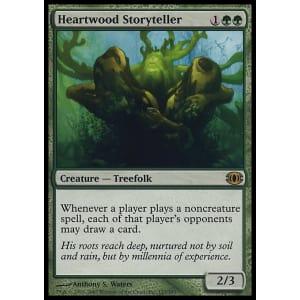 Heartwood Storyteller