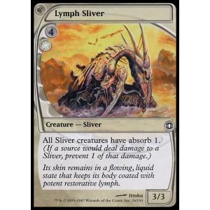 Lymph Sliver