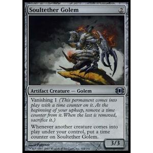 Soultether Golem