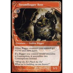 Steamflogger Boss