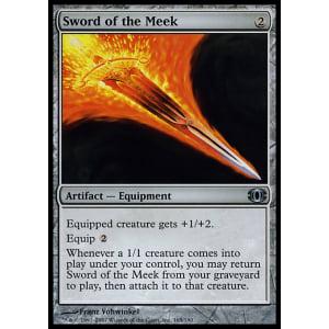 Sword of the Meek