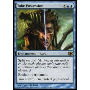 Take Possession