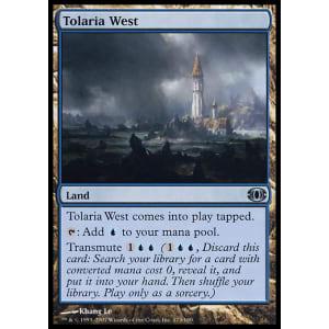 Tolaria West