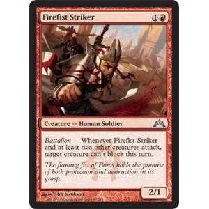 Firefist Striker