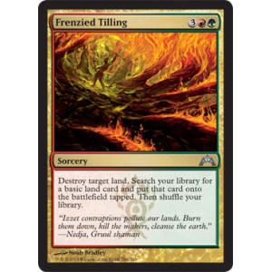 Frenzied Tilling