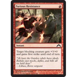 Furious Resistance