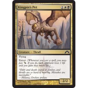 Kingpin's Pet