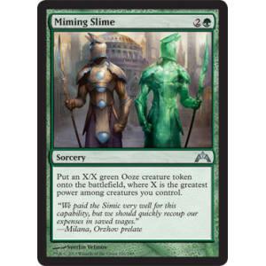 Miming Slime