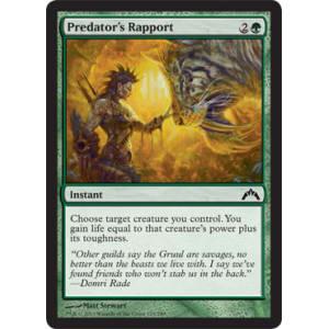 Predator's Rapport