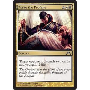 Purge the Profane