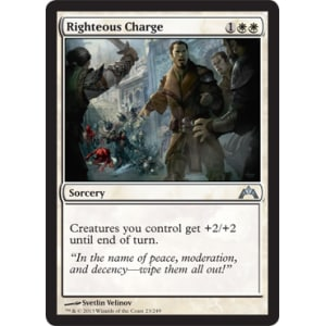 Righteous Charge