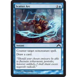 Scatter Arc
