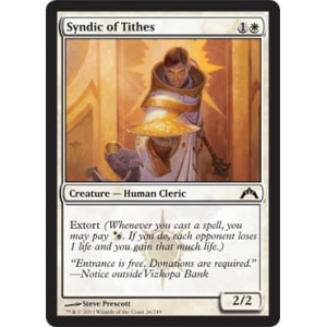 Syndic of Tithes