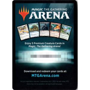 MTG Arena Code Card - Gift Pack 2018