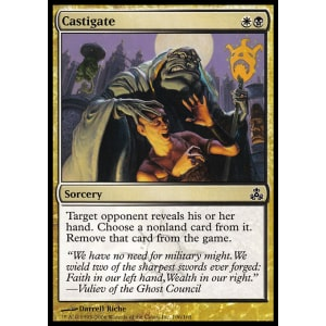 Castigate
