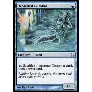 Drowned Rusalka