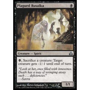Plagued Rusalka