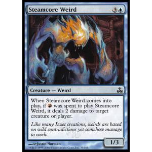 Steamcore Weird