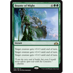 Bounty of Might