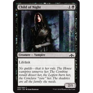 Child of Night