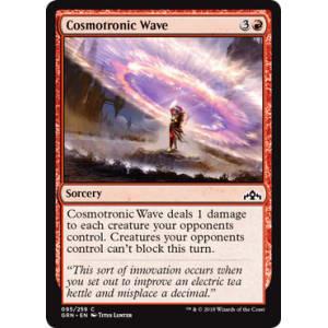 Cosmotronic Wave