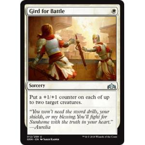 Gird for Battle