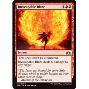 Inescapable Blaze