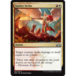 Justice Strike